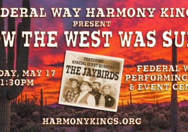 """Tickets Available for """"How the West was Sung!"""""""
