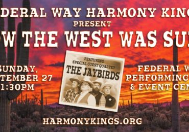 "*POSTPONED!* ""How the West was Sung!"""